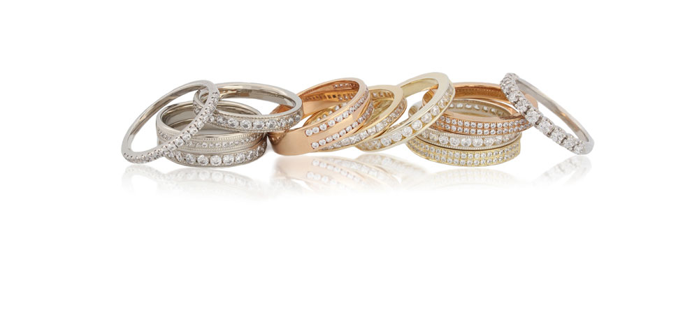 Cooljoolz  Eternity Rings