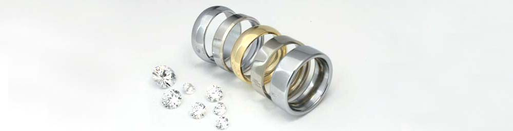 Cooljoolz wedding rings